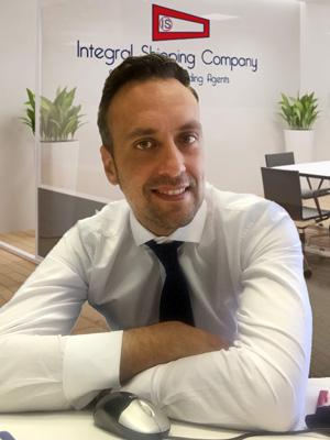 Pablo Sarrasqueta está al frente de la nueva delegación de Integral Shipping